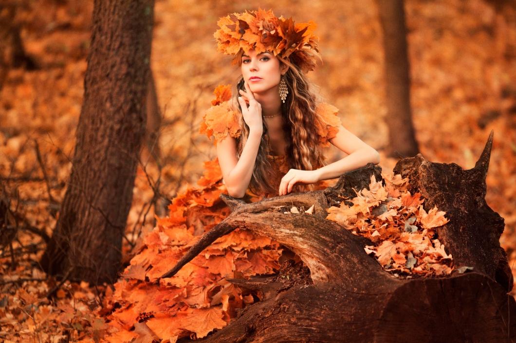 2 урока за жените и успеха споделени от есента