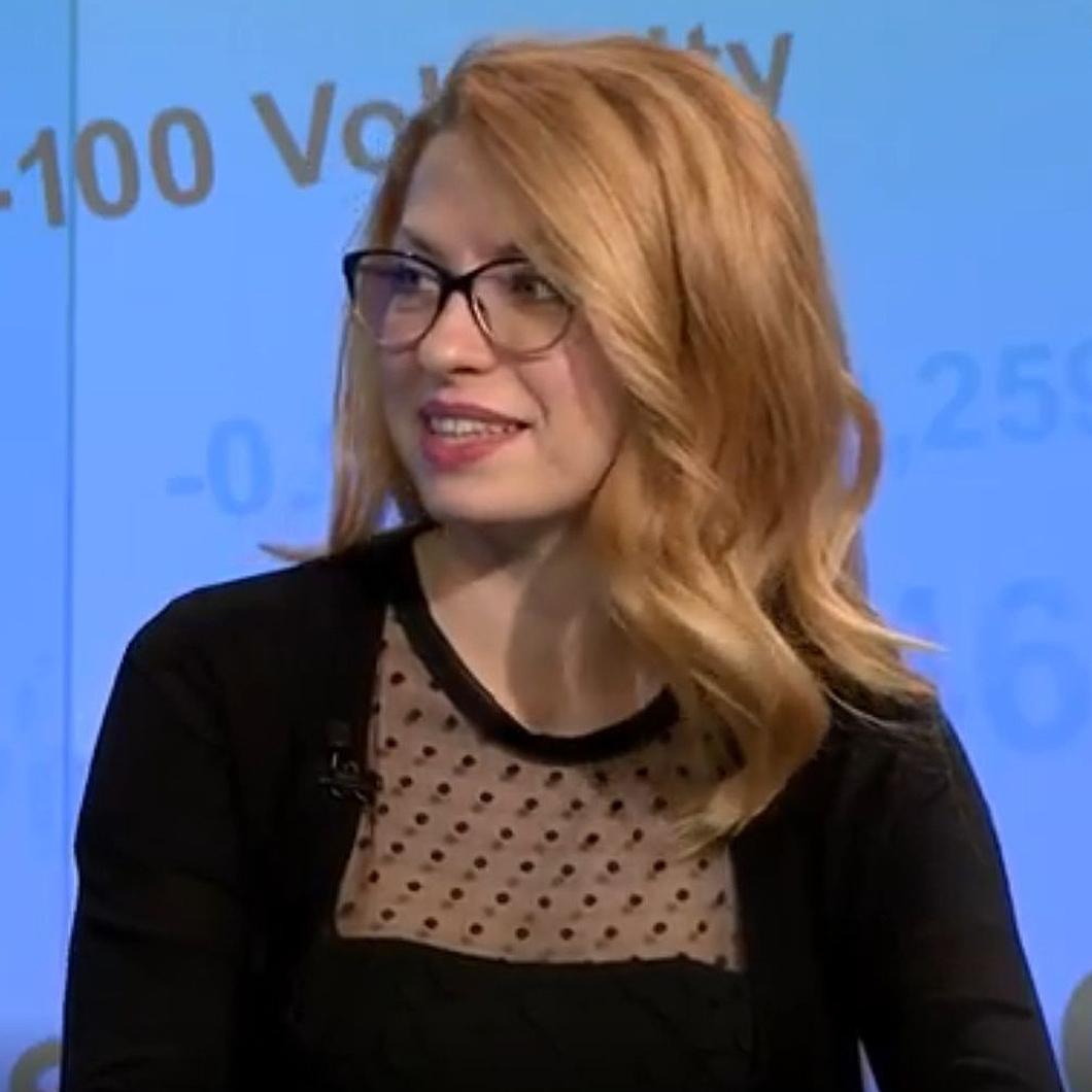 Анета Савова за жените лидери в Bloomberg TV Bulgaria