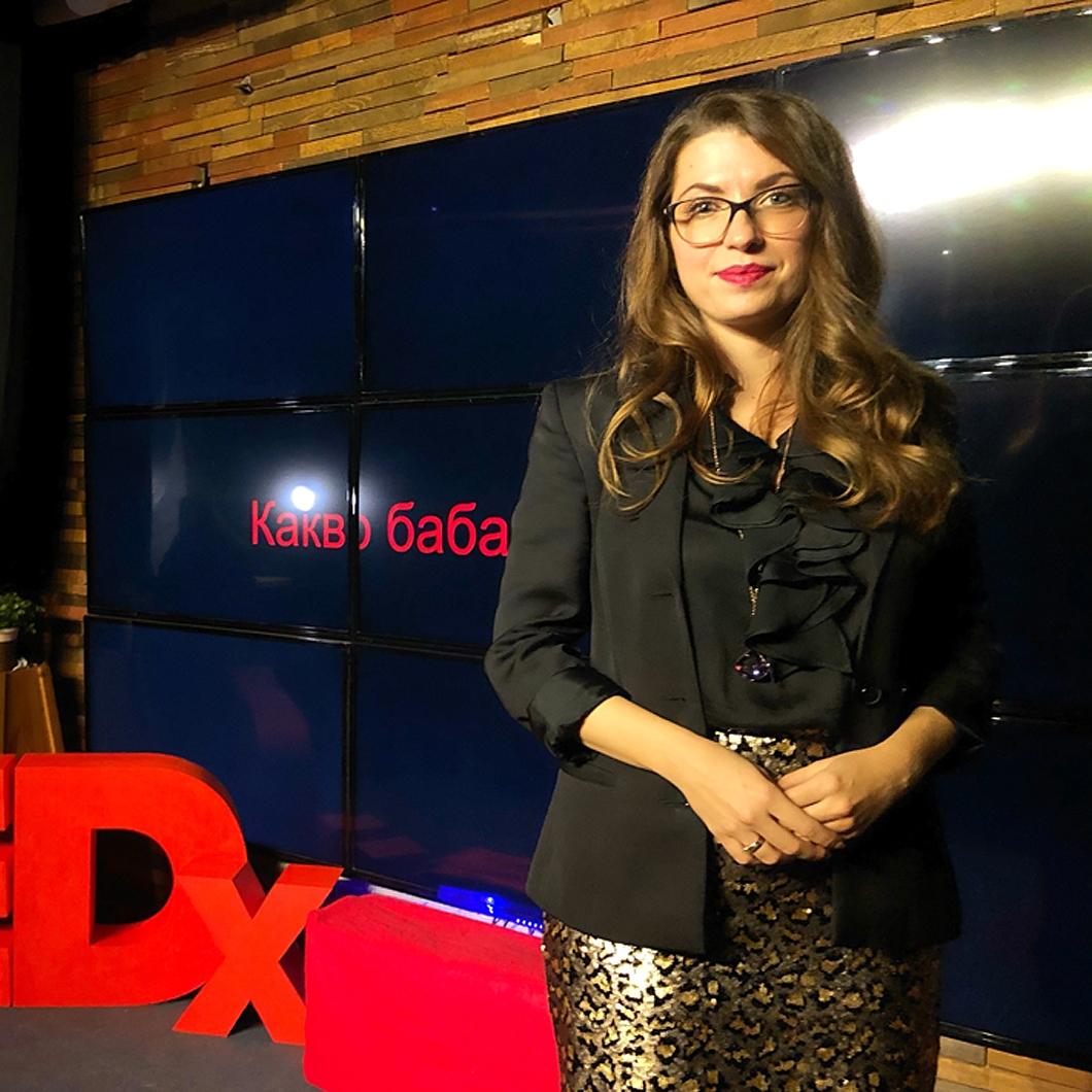 Анета Савова – TEDxSerdikaWomen (video)