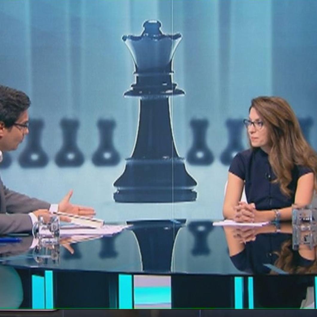 Анета Савова гостува в 120 минути по bTV